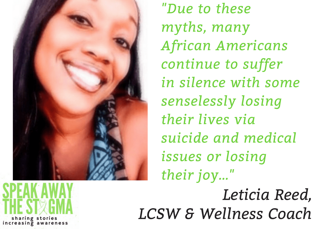 The Stigma Of Mental Health In The African American Community